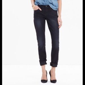 Madewell Slim BoyJean